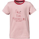 Didriksons 1913 Krabban T-Shirt Kids Dusty Pink